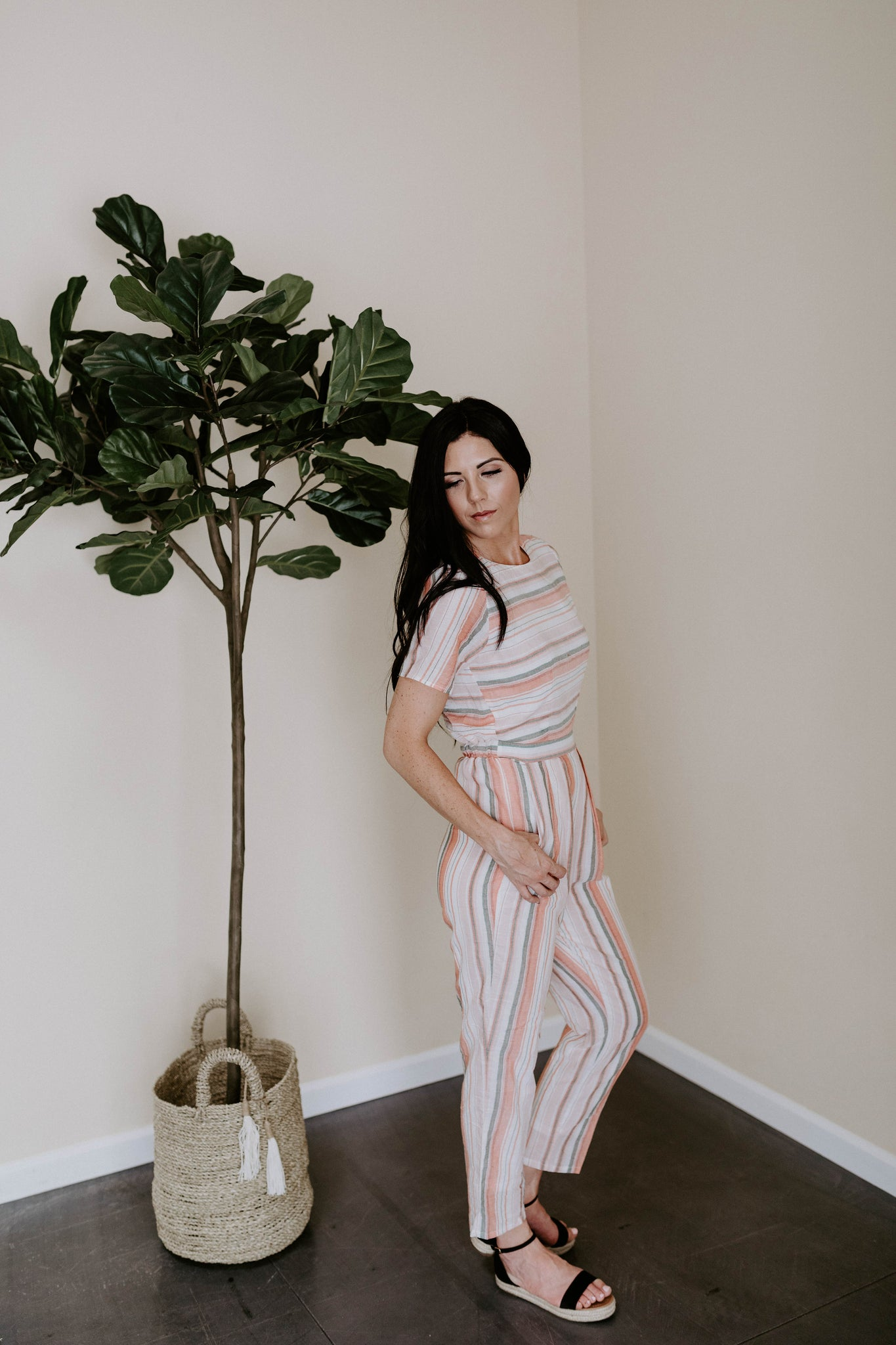 The Daliah Jumpsuit