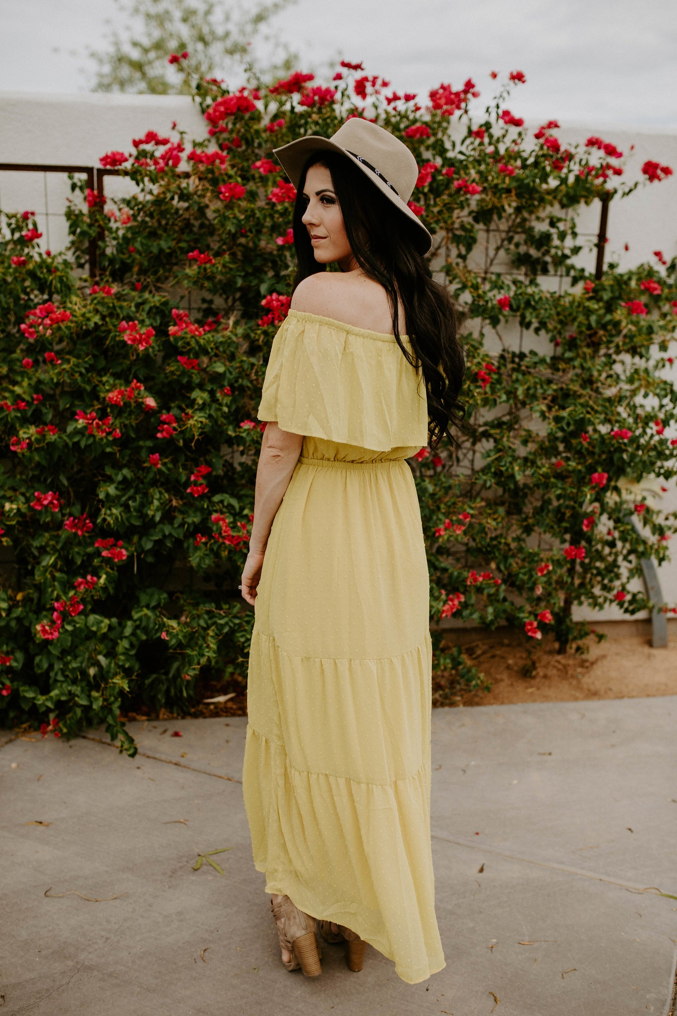 The Sadie Maxi Dress