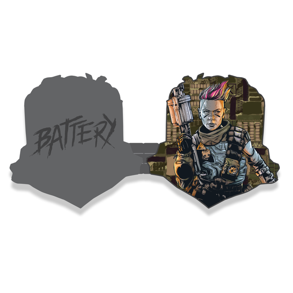 Call of Duty- MAD Hinged Pin