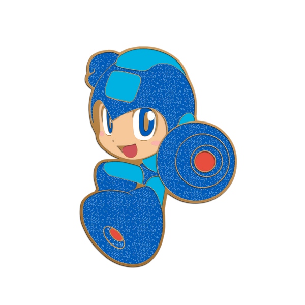 Mega Man Blast Pin