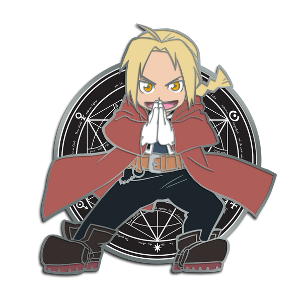 Edward Elric Pin