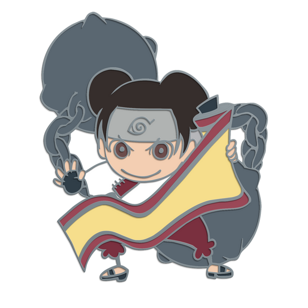 SD Tenten Pin