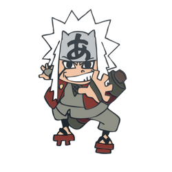 SD Jiraiya Pin