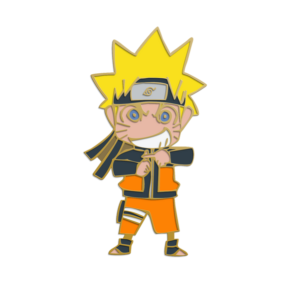 SD Naruto Pin