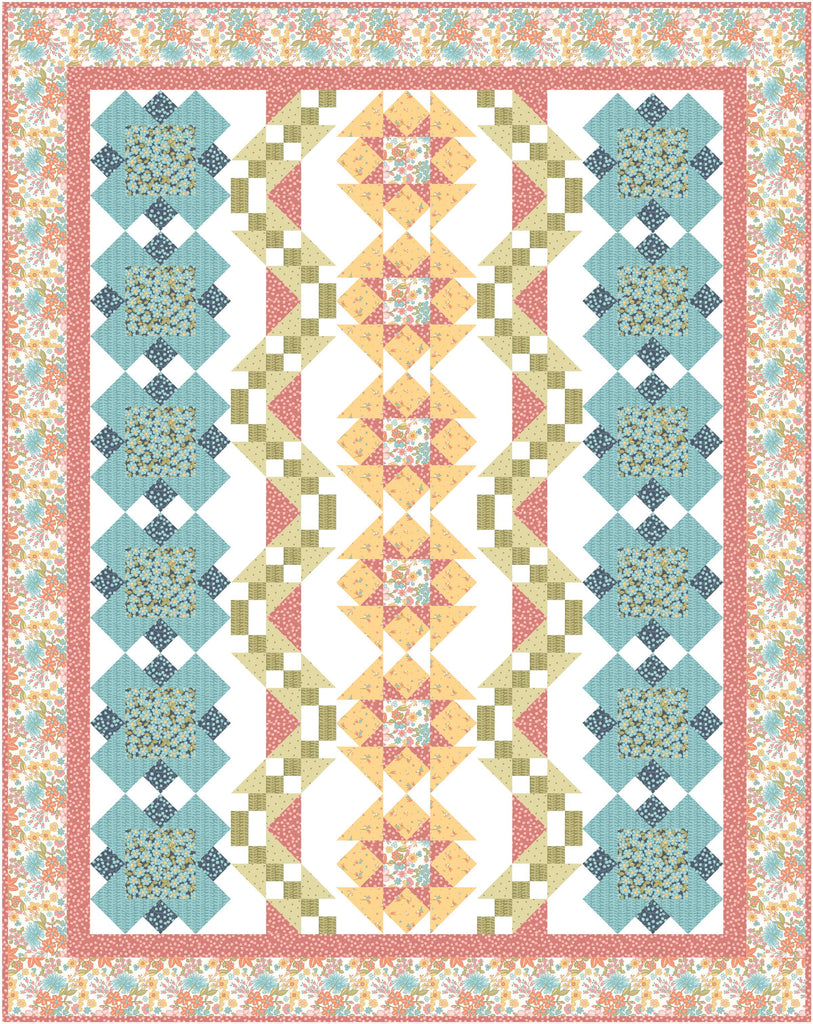 Floral Beauties Pattern #215