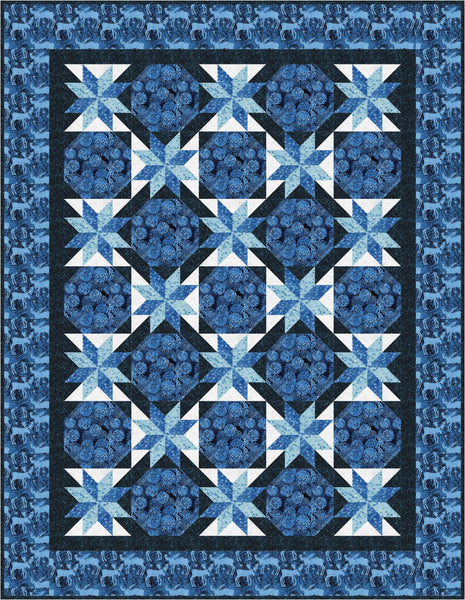 Icicle Blues Pattern #172