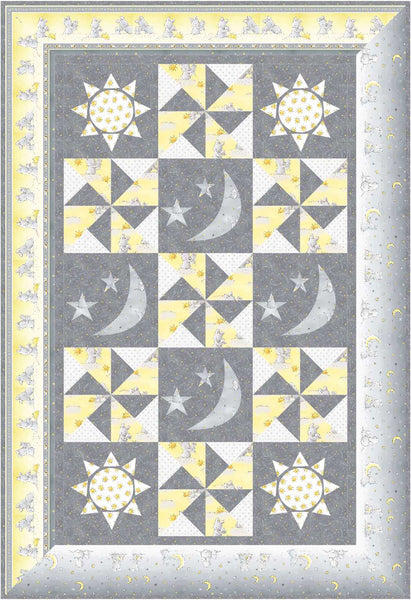 Star Shine Pattern #133
