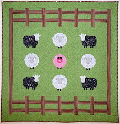 Piggy In The Middle Pattern #116