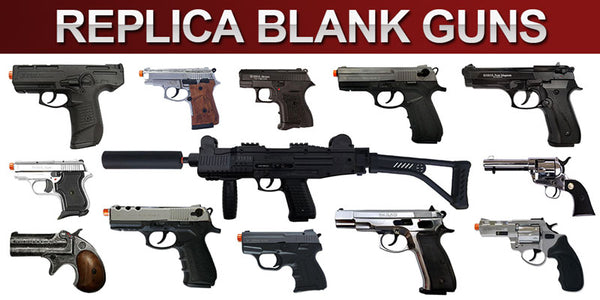 Blank Firing Guns and Prop Guns – MaxArmory