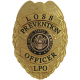 435 Loss Prevention Officer Badge - MaxArmory