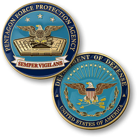 Pentagon Force Protection Agency - MaxArmory