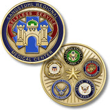 Landstuhl Regional Medical Center Challenge Coin Credential Case - MaxArmory