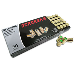 Blank Gun Ammo & Accessories