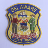 Delaware State Police patch - MaxArmory