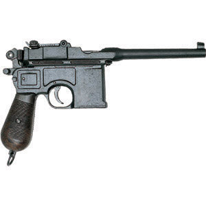Denix - Broom Handled Mauser - Non-Firing Replica Gun