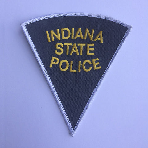 Indiana State Police patch - MaxArmory