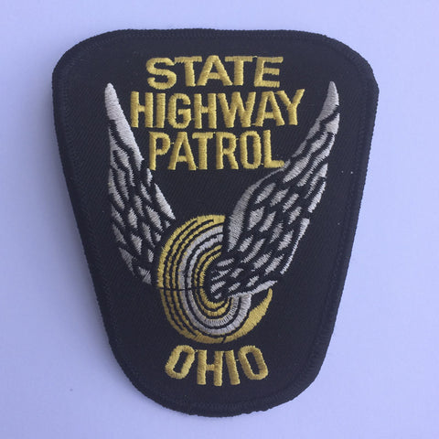 Ohio State Highway Patrol patch - MaxArmory
