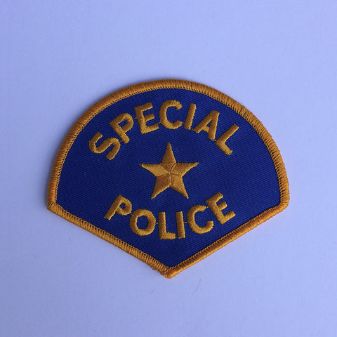 Special Police patch