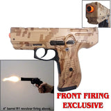 Zoraki 925 Digital Camo - Semi Auto Front Fire 9mm Blank Firing Gun with 2 Magazines