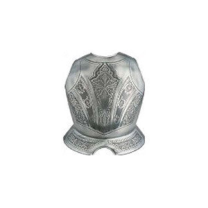 Decorative Breastplate Embossed Finish - MaxArmory