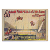 Closeout - Adam Forepaugh & Sells Bros - Old Circus High Quality Prints - MaxArmory