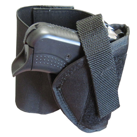 Maxsell Ambidextrous Ankle Holster - MaxArmory