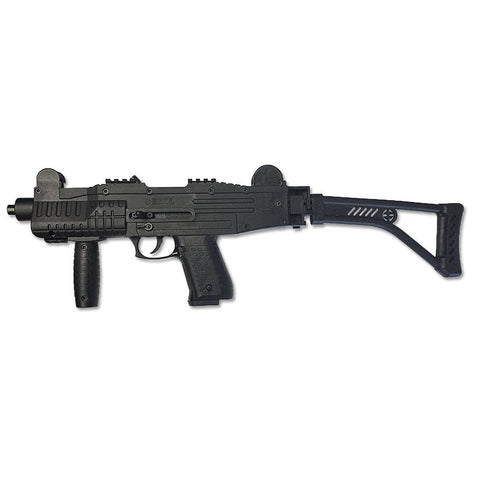 EKOL ASI - MAX-UZI - Blank Top Firing Machine Gun with Folding Stock