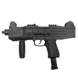 EKOL VOLTRAN ASI MAX UZI Black - 9mm Full Auto Blank Firing Machine Gun