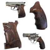 "Zoraki RX2 2"" Barrel - Blank Firing Revolver Simulated Wood Grip"
