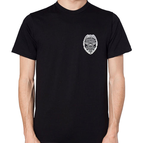 Custom Made Security Enforcement Officer T-Shirt - MaxArmory