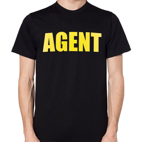 Custom Made Agent T-Shirt - MaxArmory