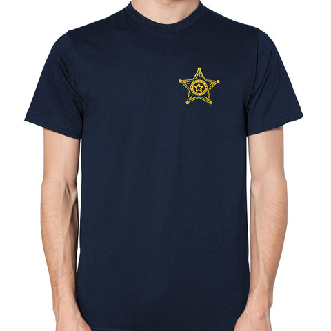 custom made sheriff t shirt maxarmory