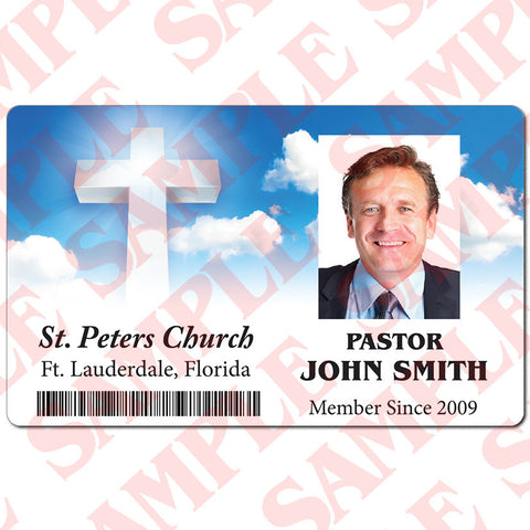Church Member - ID Card