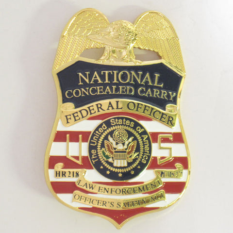 CLEARANCE MX - Federal Officer National Concealed Carry