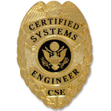 Certified Systems Engineer - FREE Neck Chain - MaxArmory