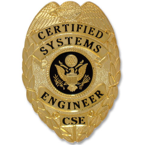 Certified Systems Engineer - FREE Neck Chain
