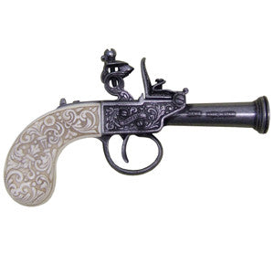 1798 English Gray Flintlock - Non-Firing Replica