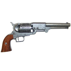 Denix - Civil War M1849 Dragoon Revolver - Non-Firing Replica Gun