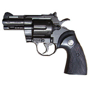 "Denix Replica 2.5"" Barrel .357 Magnum Pistol Non-Firing Gun - (Not Resin) - MaxArmory"