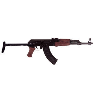 Denix Russian AK47 Assault Rifle Replica With Folding Stock - Non-Firing Gun (Not Resin)