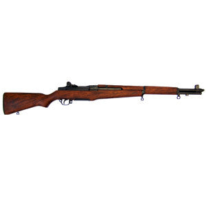 Denix 30 Caliber M1 Garand WWII Rifle - Non-Firing Replica Gun