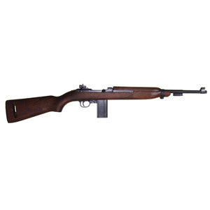 Denix WWII M1 .30 Caliber Carbine Rifle - Non-Firing Replica Gun