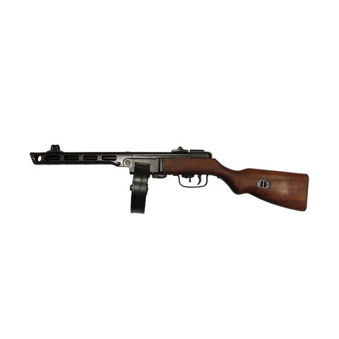 Denix Soviet Union PPSh-41 Submachine Gun - Non-Firing Replica Gun