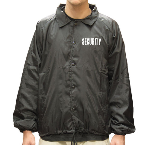 Custom Made Security Jacket