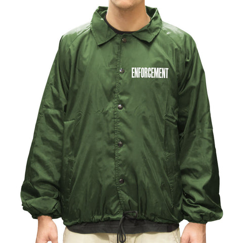 Custom Made Enforcement Jacket