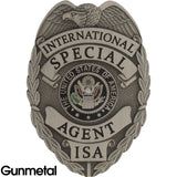 435 International Special Agent Badge Set