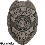 435 Fugitive Recovery Agent Badge