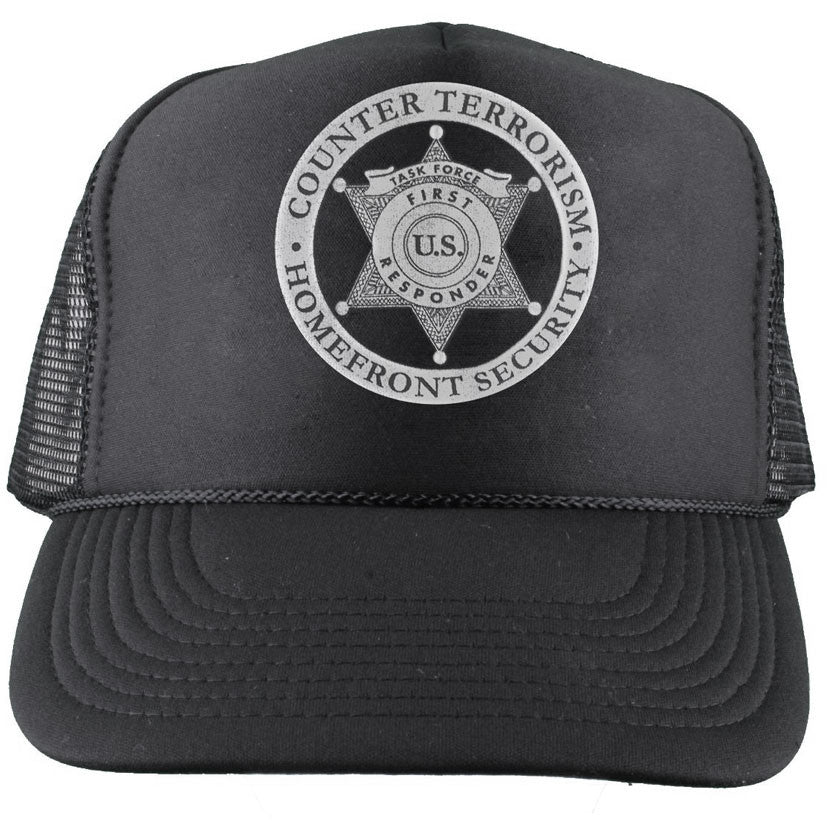Counter Terrorism Homefront Security Hat – MaxArmory ea9ae844c7b