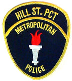 Hill ST. PCT Metropolitan Police - MaxArmory