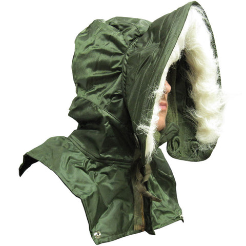 EXTREME COLD WEATHER HOOD - LOWEST PRICE EVER - MaxArmory